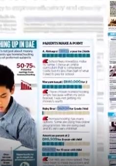Giáo dục tại nhà: Xu thế mới tại Các Tiểu vương quốc Arab Thống nhất
