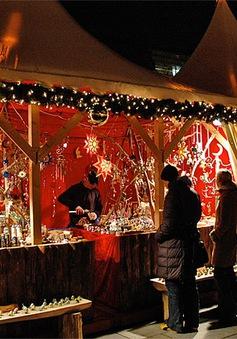 Hội chợ Giáng sinh lâu đời nhất tại Đức mở cửa