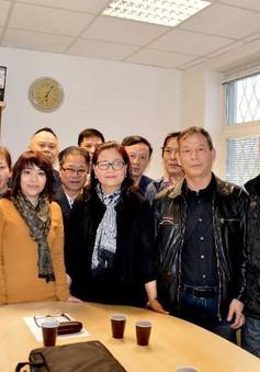 Thành lập Hội người Việt Nam liên tỉnh Morava, CH Czech