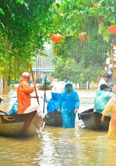 Hội An, Nông Sơn của Quảng Nam ngập nặng