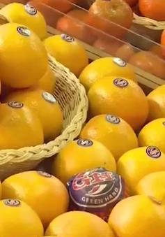Hội chợ thực phẩm Moscow thời cấm vận