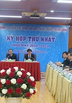Khai mạc kỳ họp thứ nhất Hội đồng Lý luận, phê bình Văn học nghệ thuật Trung ương