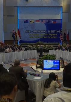 Hội nghị an ninh và chống khủng bố khu vực tại Indonesia