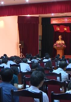 Hội nghị tập huấn công tác chủ quản báo chí