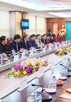 Hợp tác về thông tin và truyền thông giữa Việt Nam - Campuchia
