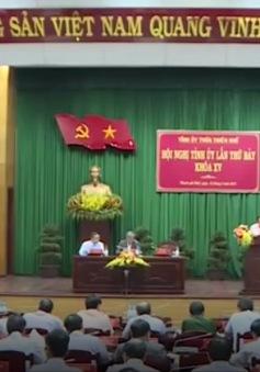 Thừa Thiên - Huế tổ chức Hội nghị Tỉnh ủy lần thứ 7