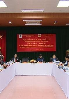"""""""Việt Nam - Ấn Độ: 45 năm quan hệ ngoại giao và 10 năm đối tác chiến lược"""""""