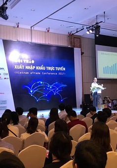 Nhiều DN Việt đã xuất nhập khẩu qua… mạng