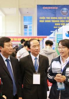 241 dự án tranh tài Hội thi Khoa học kỹ thuật cấp quốc gia khu vực phía Bắc