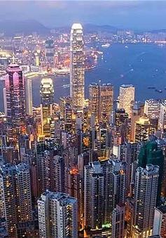 Hong Kong (Trung Quốc) nguy cơ cao rơi vào khủng hoảng tài chính