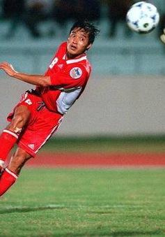 Kí ức SEA Games của cựu danh thủ Nguyễn Hồng Sơn
