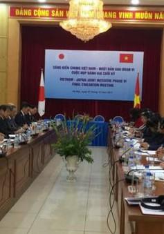 Sáng kiến chung Việt Nam - Nhật Bản giai đoạn 6: Nhiều hạng mục hoàn thành tốt