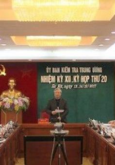 Kỷ luật cảnh cáo nguyên Bí thư Đảng ủy Khối các cơ quan tỉnh Đắk Nông