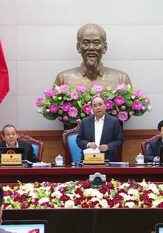"""Thủ tướng Nguyễn Xuân Phúc: """"Cần nỗ lực hơn trong chỉ đạo khắc phục hậu quả mưa bão"""""""