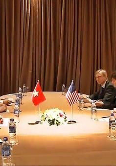 Thúc đẩy quan hệ Việt Nam - Hoa Kỳ