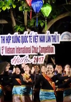 Hội thi hợp xướng quốc tế Việt Nam lần thứ 5 - Đa văn hóa, tràn đầy cảm hứng