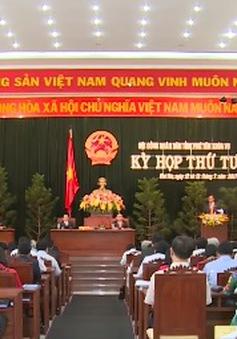 Kỳ họp thứ 4 HĐND tỉnh Phú Yên khóa VII: Tập trung giải quyết các kiến nghị