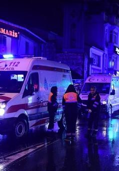 Vụ tấn công hộp đêm ở Thổ Nhĩ Kỳ: Bắt giữ đối tượng tình nghi người Pháp