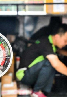 Nắng nóng bao trùm nhiều tỉnh thành Trung Quốc
