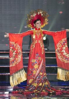 Huyền My được dự đoán có khả năng giành vương miện Hoa hậu Hòa bình Thế giới