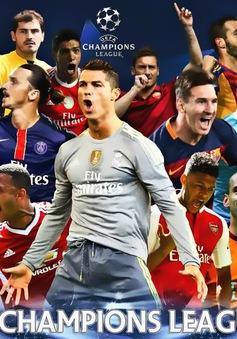 Danh sách rút gọn cho giải thưởng Cầu thủ hay nhất Champions League 2016/17 của UEFA
