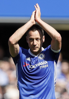 Phút 26 tại Stamford Bridge: Lời chia tay ngọt ngào của Terry