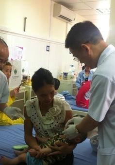 Phẫu thuật dị tật hở môi, vòm miệng miễn phí cho hơn 150 trẻ