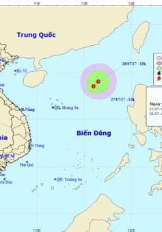Công điện về ứng phó với áp thấp nhiệt đới trên Biển Đông