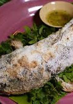Học cách làm cá lóc nướng muối thơm ngon khó cưỡng