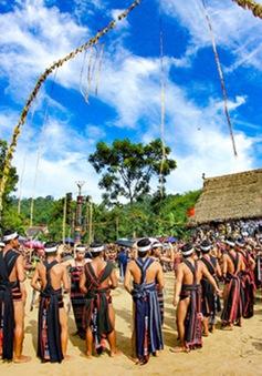 Người Cơ Tu với Festival di sản Quảng Nam