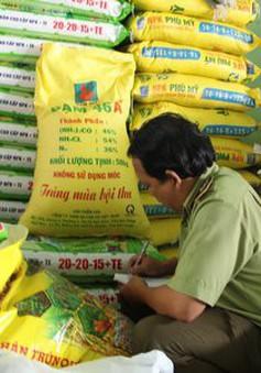 Nông dân Bình Thuận điêu đứng vì phân bón kém chất lượng