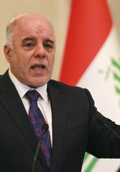 """Thủ tướng Iraq tuyên bố không cho phép lập một """"chính phủ sắc tộc"""""""