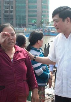 Hỗ trợ 120 triệu đồng cho người dân bị hỏa hoạn tại Nha Trang