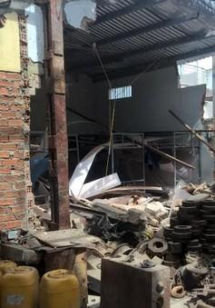 3 người thương vong vì nổ gas ở Khánh Hòa