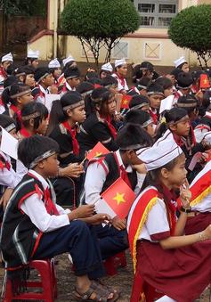 Năm học mới ở vùng biên giới Gia Lai