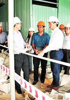 Nha Trang: Nguy cơ bùng phát sốt xuất huyết ở các công trình xây dựng
