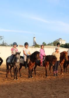 Café Sáng với VTV3: Cưỡi ngựa - Môn thể thao thú vị dành cho các bạn nhỏ