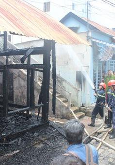 Cháy nhà tại trung tâm TP Đà Lạt, cụ ông 92 tuổi tử vong