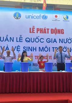 Quảng Nam: Phát động Tuần lễ Nước sạch và Vệ sinh môi trường