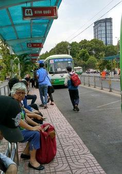 Hôm nay (10/4), di dời trạm xe bus lâu đời nhất TP.HCM