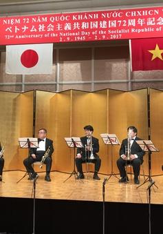 Kỷ niệm 72 năm Quốc khánh CHXHCN Việt Nam tại Osaka