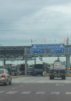 Đề xuất giảm phí ở các trạm BOT tại Bình Định