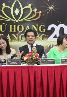 Nữ hoàng Trang sức Việt Nam 2017 cho phép thí sinh chỉnh sửa nhan sắc dự thi