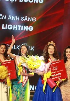 Nhan sắc thiếu nữ đoạt giải Người đẹp Kinh Bắc 2017