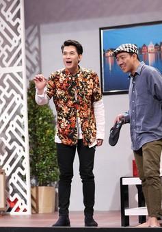 """Ơn giời! Cậu đây rồi!: Diễn viên Anh Tú khoe giọng hát """"bể"""" như Chi Pu"""