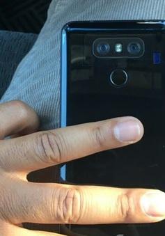 """Lộ thiết kế mặt sau """"chất lừ"""" của LG G6"""