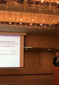Thành lập Hiệp hội xúc tiến đầu tư Hokuriku - Việt Nam