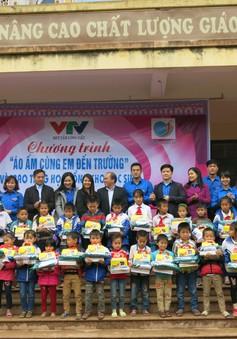 Những con số ấn tượng về Quỹ Tấm lòng Việt năm 2017