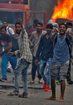 Bạo loạn gây hậu quả nghiêm trọng tại Ấn Độ