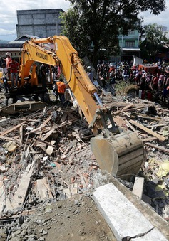 Động đất mạnh tại Indonesia